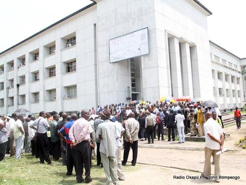 Administration publique de la RDC