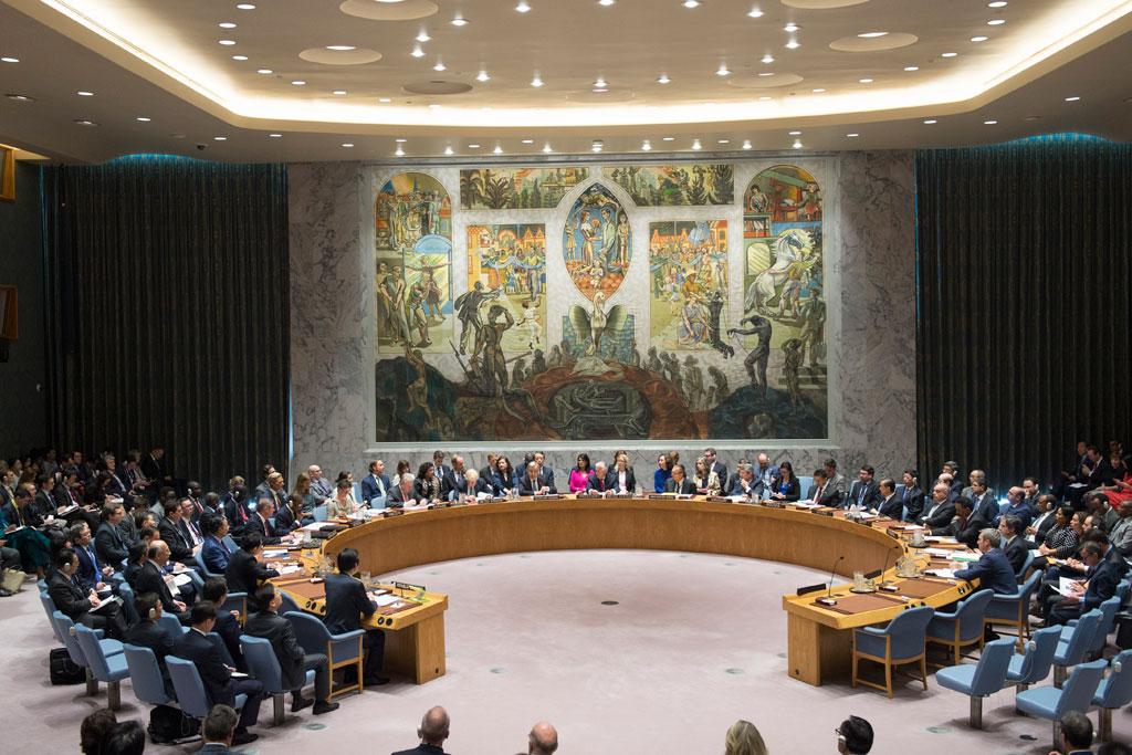 Conseil de sécurité sur la RDC