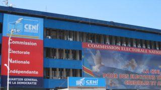 Bureaux de vote Kinshasa