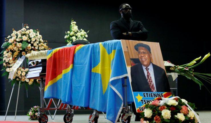 Obsèques Tshisekedi