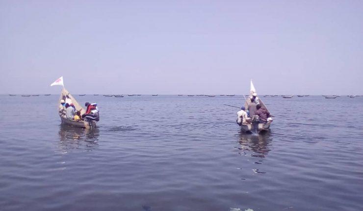 Lac édouard