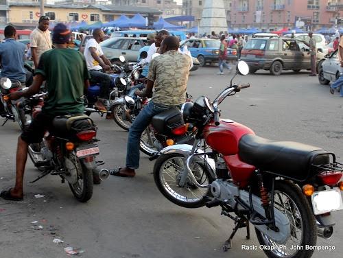 Taxi-motos