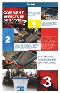 Lancement campagne électorale