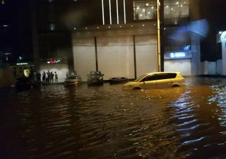 Kinshasa sous les eaux