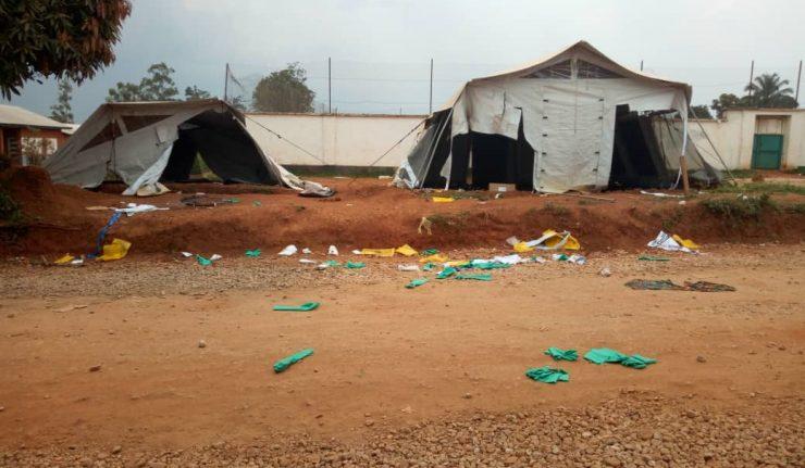 Centre Ebola Beni