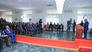 Diplomatie congolaise