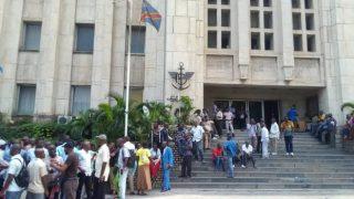 Grogne sociale en RD Congo