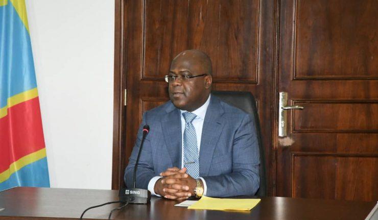 Felix Tshisekedi président