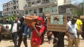 Digital Congo en grève